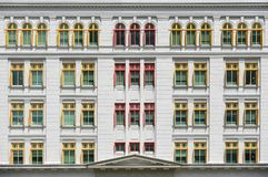 Old Hill Street Police Station. SINGAPORE - JANUARY 04: MICA building on January 04, 2015 in Singapore. It was known as the Old Hill Street Police Station. This stock image