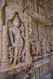 Old Hindu Sas-Bahu Temple in Rajasthan, near Udaipur, India. Royalty Free Stock Photos
