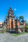 Old hindu temple in bali Royalty Free Stock Images
