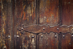 Old Hinge Detail Royalty Free Stock Images