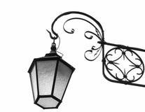 Old historc Lantern Stock Images