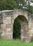 Old historic archway Stock Images