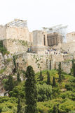 Old Historic Athens Royalty Free Stock Photo
