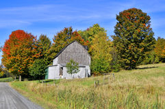 Old Historic Barn Royalty Free Stock Photo