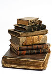 Old historic book Stock Photography