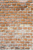 Old historic brick wall im harmonic structure Stock Images