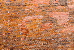 Old historic brickwall Stock Photography
