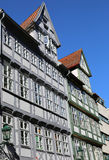 Old Historic buildings of Hannover Altstadt Old City Royalty Free Stock Photography