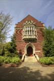 Old Historic Chapel. With bricks and stonework exterior Royalty Free Stock Photo