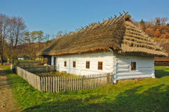 Old historic cottage Royalty Free Stock Photos