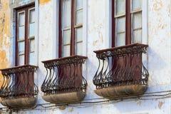 Old historic facade Stock Photography