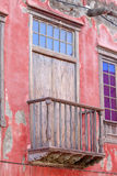 Old historic facade Royalty Free Stock Images