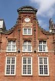Old historic facade Stock Photo