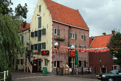 Old historic jailhouse of Enkhuizen, Stock Photos