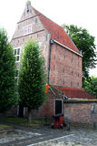 Old historic jailhouse of Enkhuizen, Royalty Free Stock Image