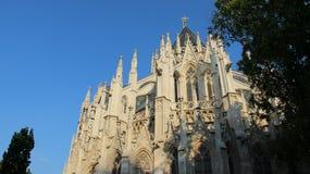 Historic Neo Gothic Votiv Church Royalty Free Stock Photography