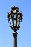 Old historic street light Stock Photo
