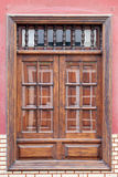 Old historic window Royalty Free Stock Photography