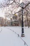 Saint Isaac`s Cathedral landmark Petersburg Royalty Free Stock Images
