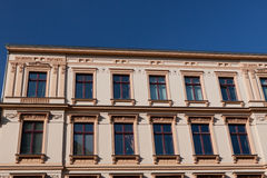 Old historical buildings in Leipzig Royalty Free Stock Photos