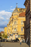 Old historical center, Brasov, Romania Stock Images