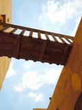 Bridge Historical Town Royalty Free Stock Image