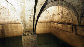 Old historical underground water well Stock Photography