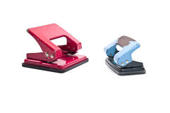 Old hole punch Stock Photography