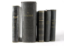 Old Holy Bible Royalty Free Stock Photos