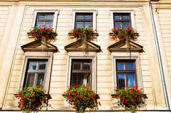 Old home in Krakow Stock Photo