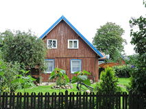 Old home, Lithuania Royalty Free Stock Photography