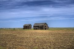 Old Homestead Royalty Free Stock Photography