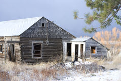 Old Homestead Stock Image