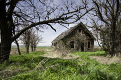 Free Old Homestead Royalty Free Stock Photos - 9749508