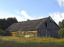 Old homestead & farmstead Stock Image