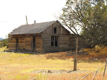 Old Homestead Royalty Free Stock Photos