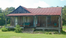 Old homestead, loved but not forgotten Stock Photos