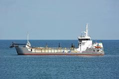 Hopper dredger carrier Stock Photos