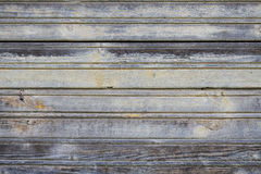 Old horizontal plank background. Old grey horizontal plank background Royalty Free Stock Image