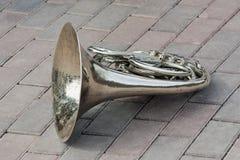 Old horn Stock Photos