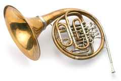 Old horn Royalty Free Stock Image