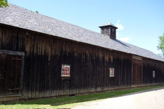 Old Horse Barn stock image