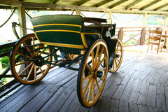Old horse carriage Royalty Free Stock Photography