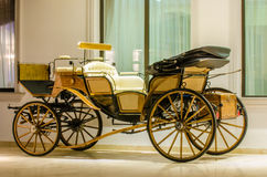 Old  horse carriage Royalty Free Stock Photos