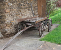 Old horse cart. In Styria, Austria Royalty Free Stock Photography