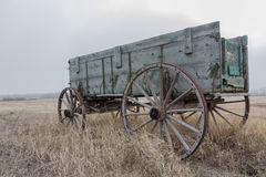 Old horse cart Stock Image