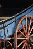 Old horse drawn cart Royalty Free Stock Photo