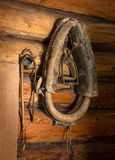 Old Horse Tack Stock Photos