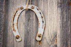 Old horseshoe Stock Photography