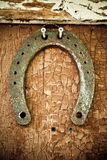 Old horseshoe Stock Photos